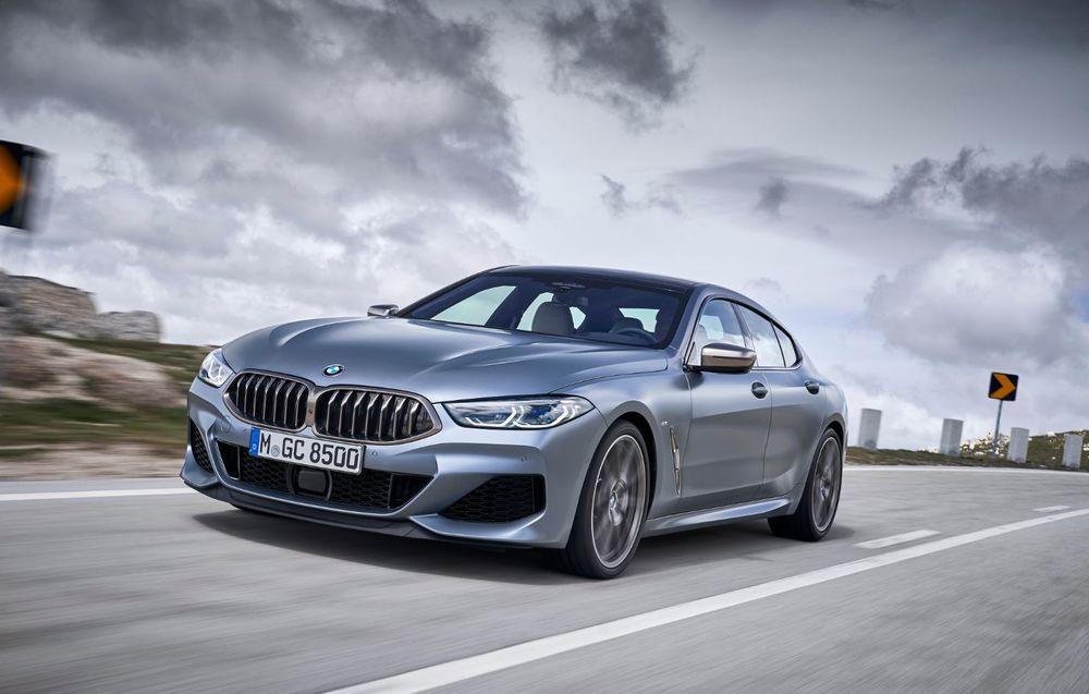 BMW Seria 8 Gran Coupe