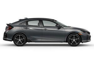 Civic facelift