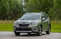Poze Subaru Forester