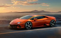 Poze Lamborghini Huracan EVO Coupe