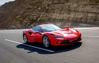 Poze Ferrari F8 Tributo