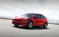 Poze Tesla Model Y