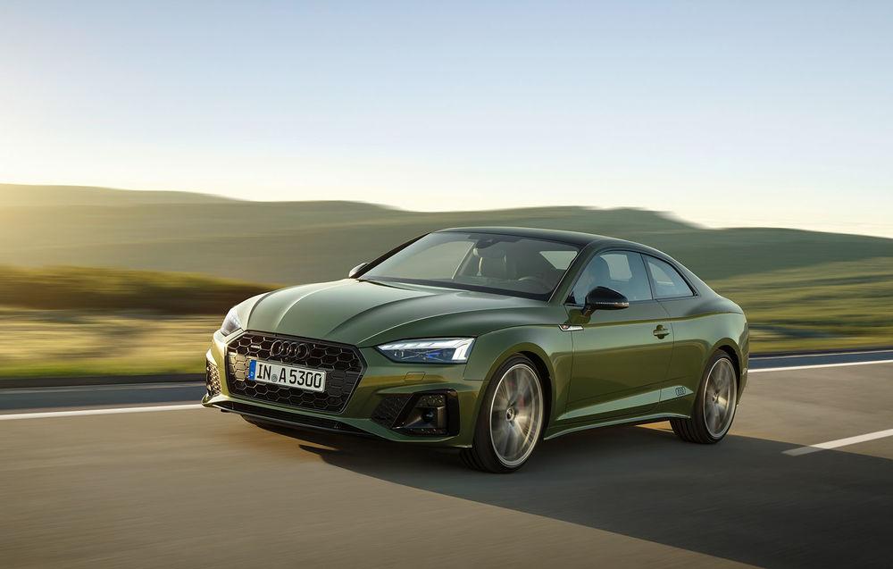 Audi A5 Coupe facelift