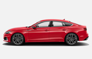 A5 Sportback facelift