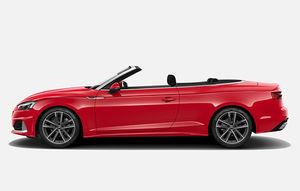 A5 Cabrio facelift
