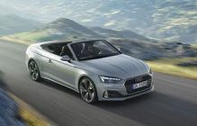 Audi A5 Cabrio facelift