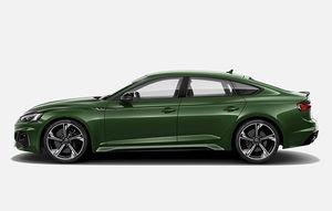RS5 Sportback facelift
