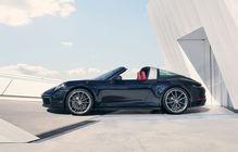 Porsche 911 (992) Targa