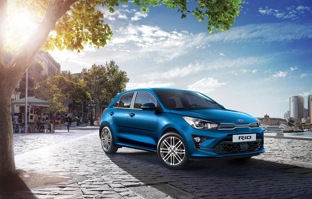 Prețuri Kia Rio facelift în România: modelul subcompact pornește de la aproape 13.100 de euro - Poza 2