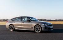 Poze BMW Seria 6 GT facelift