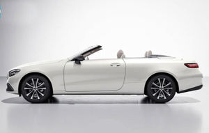 Clasa E Cabriolet facelift