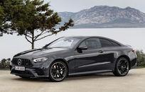 Poze Mercedes-Benz Clasa E Coupe AMG facelift
