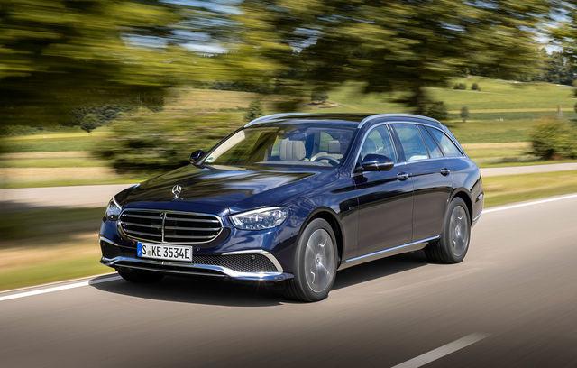 Mercedes-Benz Clasa E Estate facelift