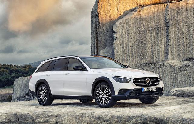 Mercedes-Benz Clasa E All-Terrain facelift