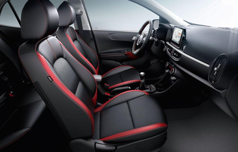 Prețuri Kia Picanto facelift în România: start de la aproape 12.300 de euro pentru modelul asiatic de clasă mini - Poza 2