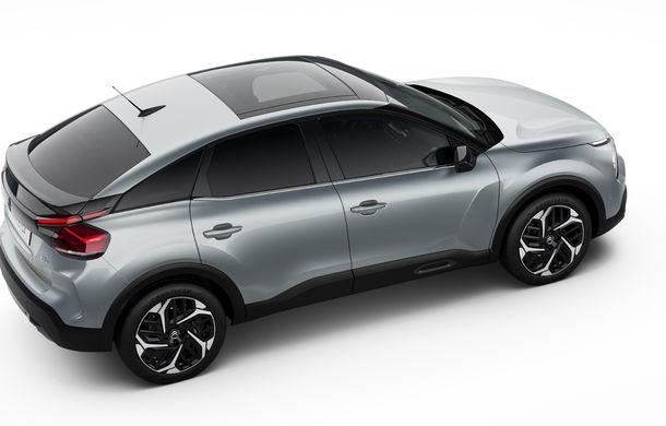 Detalii despre noua generație Citroen C4: motoare diesel și pe benzină de până la 155 CP și versiune electrică cu autonomie de 350 de kilometri - Poza 2