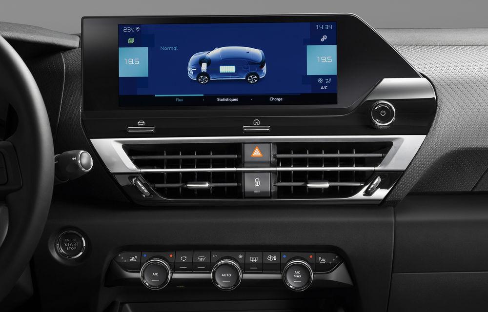 Primele imagini cu noul Citroen C4 și versiunea electrică e-C4: detaliile tehnice vor fi dezvăluite în 30 iunie - Poza 2