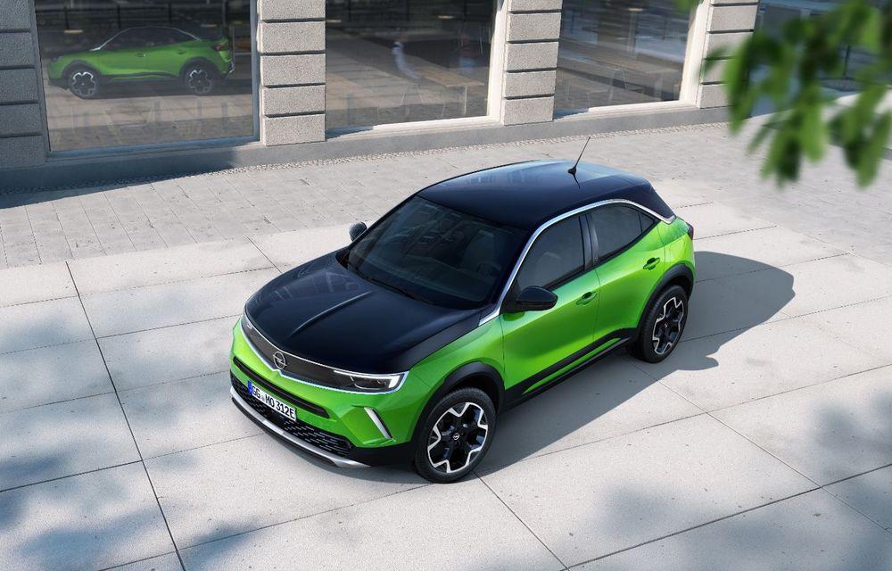 Opel prezintă noul Mokka-e: versiunea electrică a SUV-ului german are 136 CP și autonomie de până la 322 de kilometri - Poza 2