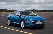 Poze Volkswagen Arteon facelift