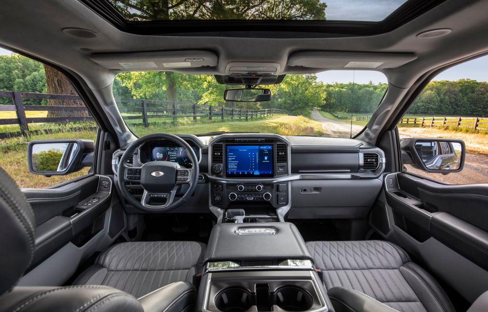 Ford F-150: cea mai vândută mașină din SUA ajunge la a 14-a generație - Poza 2