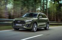 Poze Audi Q5 facelift