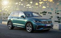 Poze Volkswagen Tiguan facelift