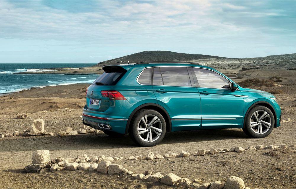 Prețuri Volkswagen Tiguan facelift în România: start de la aproape 24.500 de euro - Poza 2