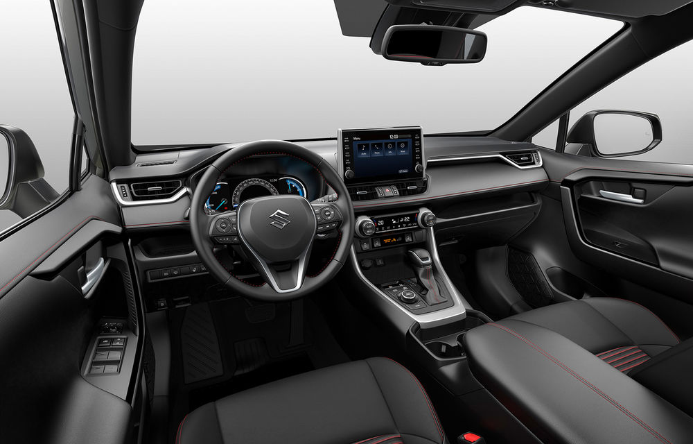 Suzuki lansează SUV-ul Across: modelul are la bază actuala generație Toyota RAV4 și va fi disponibil în Europa doar în versiune plug-in hybrid - Poza 2