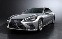 Poze Lexus LS facelift