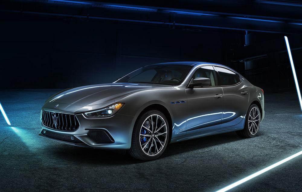 Maserati Ghibli facelift