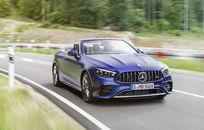 Poze Mercedes-Benz Clasa E Cabriolet AMG facelift