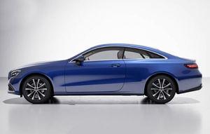 Clasa E Coupe facelift