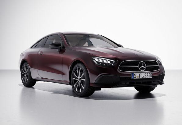 Mercedes-Benz Clasa E Coupe facelift