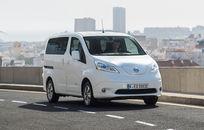 Poze Nissan e-NV200