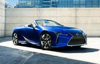 Poze Lexus LC Convertible