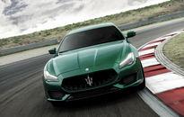 Poze Maserati Quattroporte Trofeo