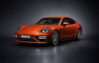 Poze Porsche Panamera facelift