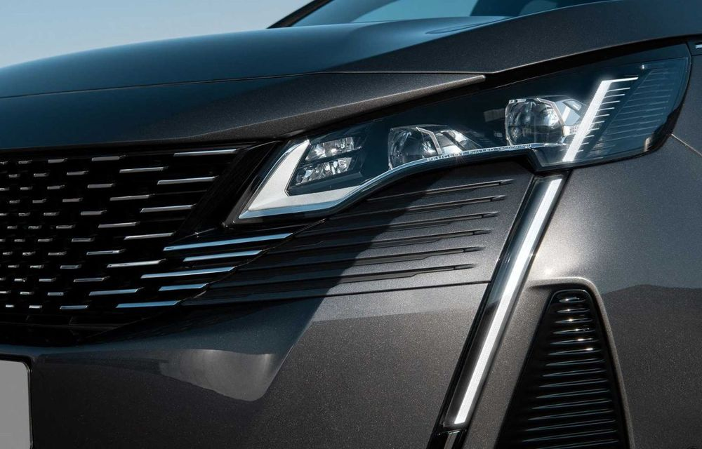 Prețuri pentru Peugeot 3008 facelift în România: SUV-ul producătorului francez pornește de la aproape 24.000 de euro - Poza 5