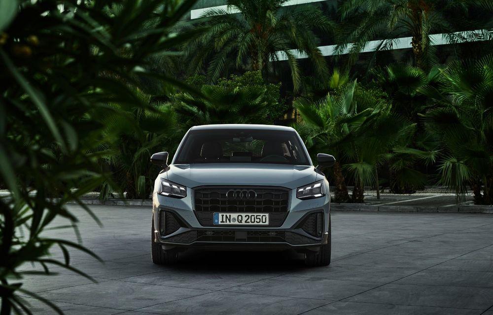 Audi a prezentat Q2 facelift: noutăți de design și un pachet generos de sisteme de siguranță - Poza 4