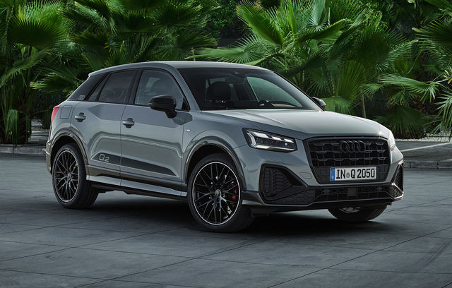Audi Q2 facelift