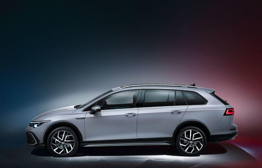 Familia se mărește: Volkswagen a prezentat noile Golf Variant și Golf Alltrack - Poza 5