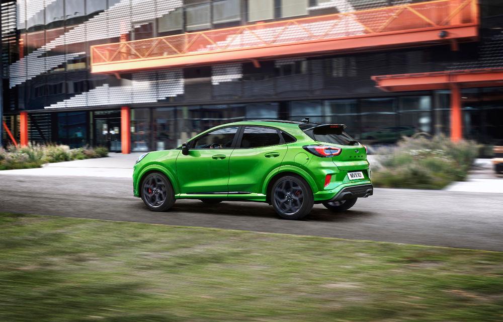Prețuri Ford Puma ST în România: SUV-ul de performanță pornește de la peste 29.000 de euro - Poza 5