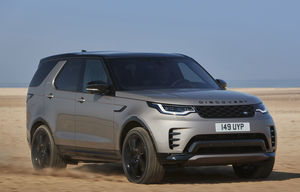 Discovery facelift