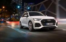 Audi SQ5 facelift