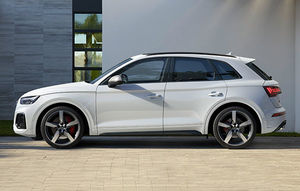 SQ5 facelift