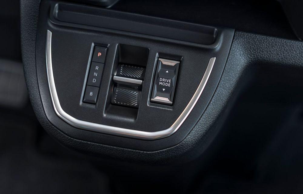 Toyota prezintă versiunea electrică a utilitarei Proace Verso: 136 de cai putere și autonomie de până la 330 de kilometri - Poza 5