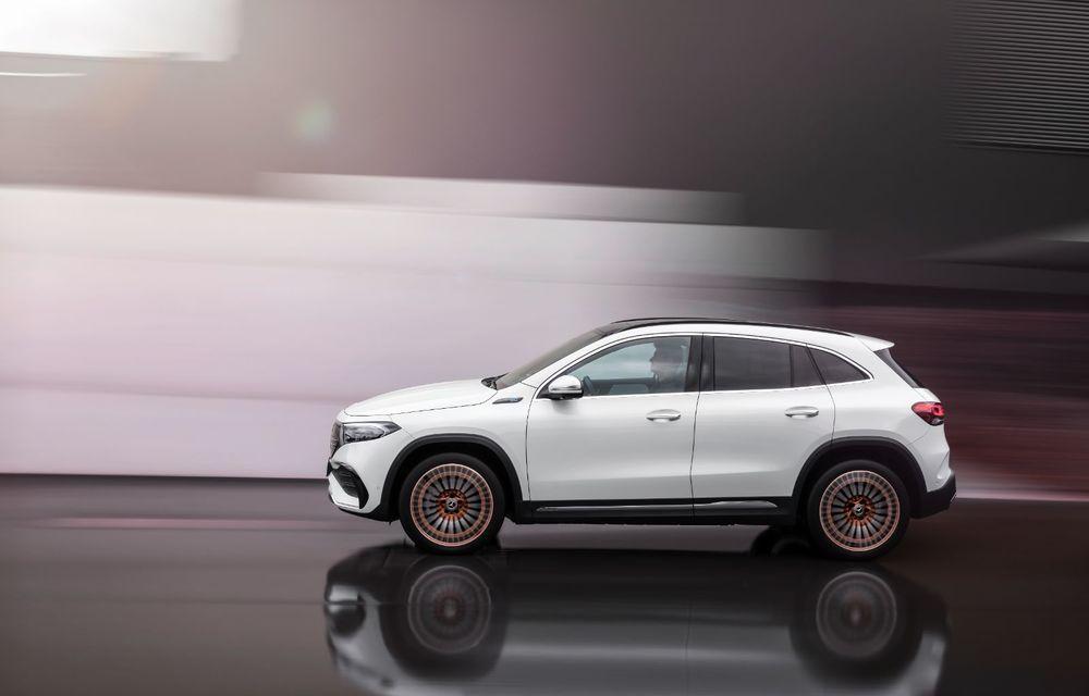Prețuri Mercedes-Benz EQA în România: cel mai accesibil SUV electric al nemților costă sub 50.000 de euro - Poza 2