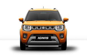 Ignis facelift