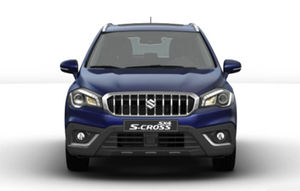 SX4 S-Cross facelift