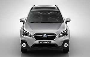Outback facelift